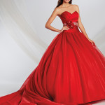 Snow White 15 Red