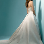 Alfred Angelo Crystal back