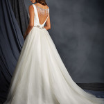 Alfred Angelo 2495 back