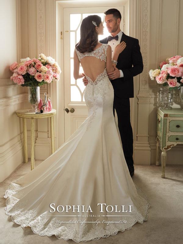 Designer Wedding Dresses from 2016